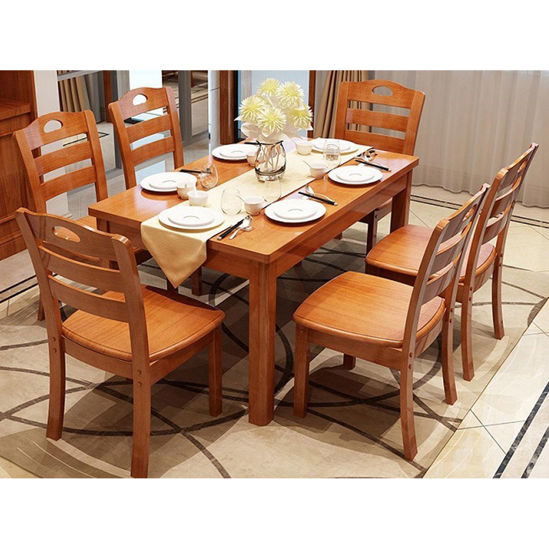 juego de sillas para el comedor