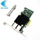 10G 10 Gigabit Ethernet NIC Network Adapter X550-T2 Network Adapter PCIE Network Card X550 PCI Card