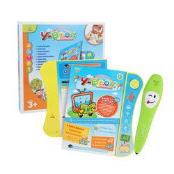 Lezen pen & sound kaarten kinderen praten boeken leren Engels kinderen praten pen geluid boek leren machine