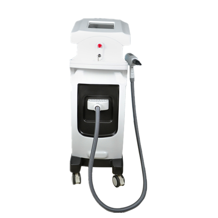 Long pulse machine 1064nm nd yag laser diode laser 755 808 1064 beauty machine