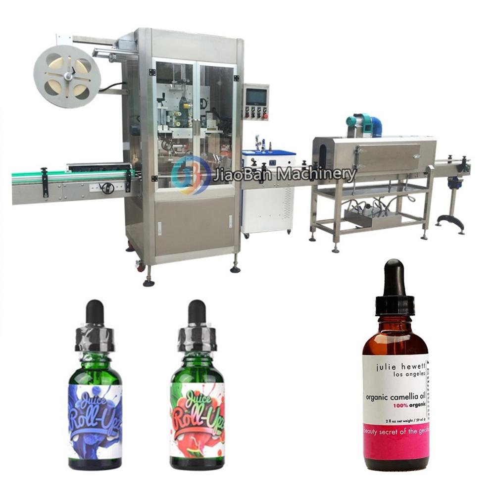 2019 Buon prezzo 15 ml 30 ml nail polish macchina di riempimento per bottiglie di vetro con la spazzola alimentatore