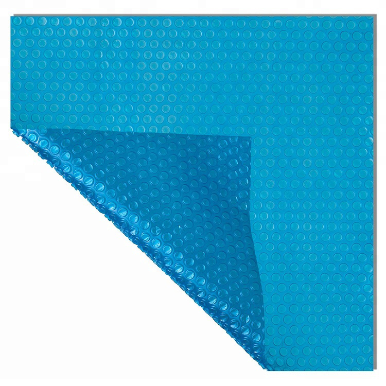 Zwembad Cover Automatische Acryl Foam Bubble Ronde Zwembad Cover Voor Houden Water Verwarming