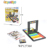 competition puzzle game cube plastic folding magic cube