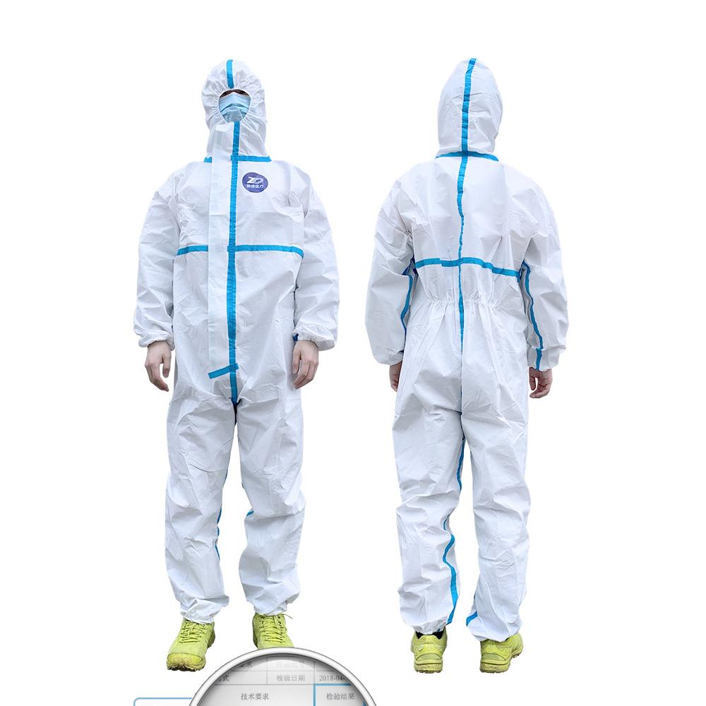 waterproof protective isolation equipment body suit life protection suits