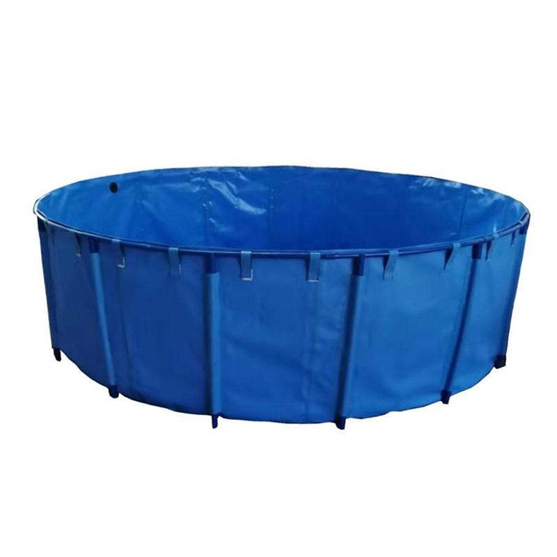 공급 식품 학년 큰 상업 플라스틱 물고기 농장 있음 탱크 양식