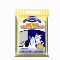 Wholesale Quick Clumping Sodium Bentonite Cat Litter