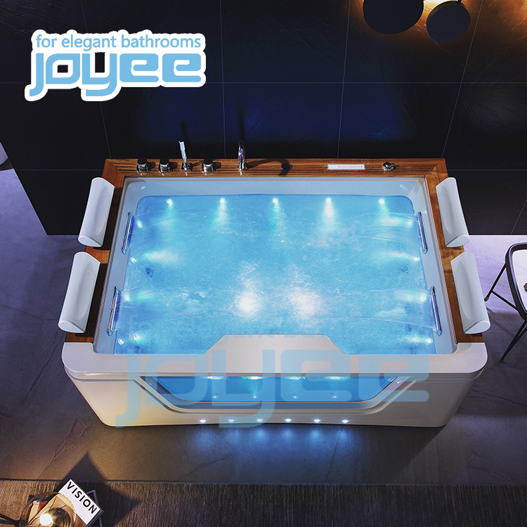JOYEE whirlpool SPA hot tub with massage jets