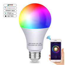 Smart WiFi Glühbirne voice control China hersteller led lampe