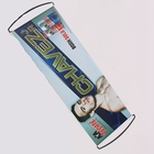 N1890 Hot Selling Promotional Items Free Sample Competition Scrolling You Should Be Here Banner Manufacturer from China