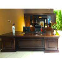 Solidwood American Office Furniture,Office Furniture For Travel Agency