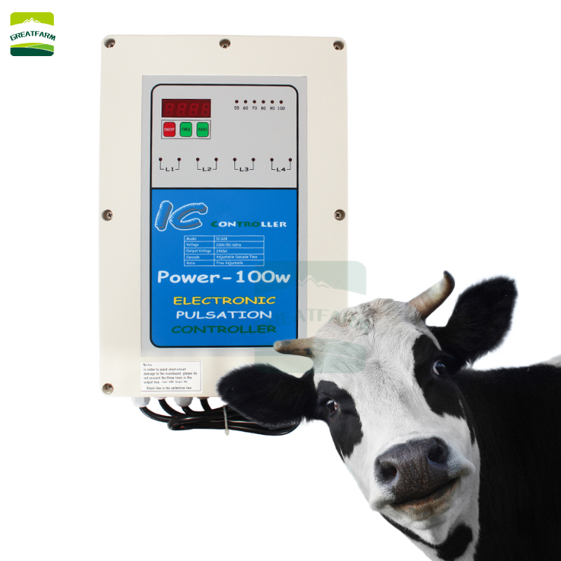 Electronic pulser Electronic pulser box Milking parlour milking equipment accessories