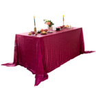 coloring glitter sequin table cloth polyester tablecloth