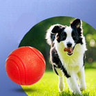 Tennis Toys Wholesale Dog Tennis Ball Large Pet Toys Funny Outdoor Sports Dog Ball
