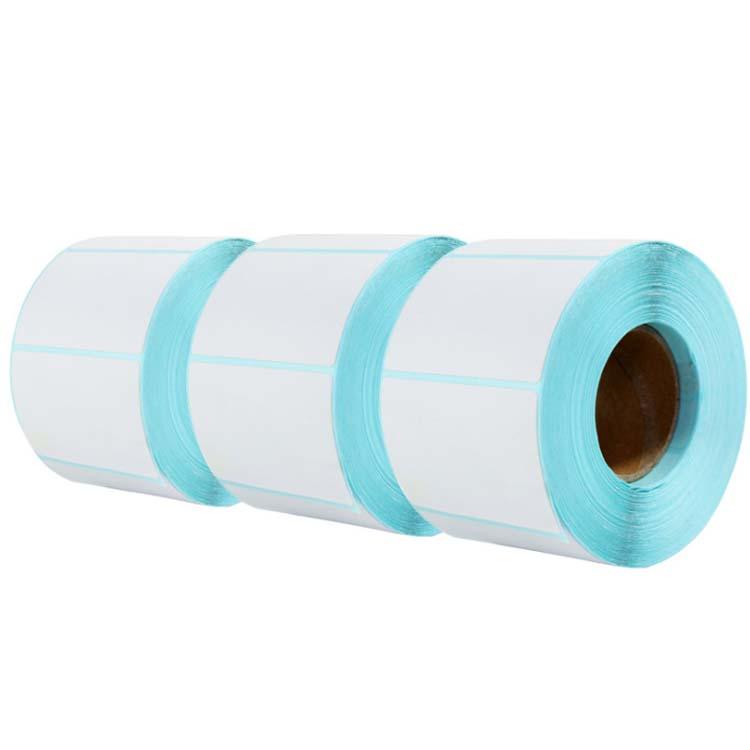 Kaidun high quality thermal adhesive label sticker acceptt customization