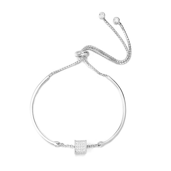 Wholesale Elegant 925 Sterling Silver <strong>cz</strong> <strong>Tennis</strong> <strong>Bracelet</strong>