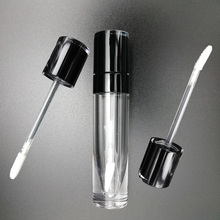 Lege <span class=keywords><strong>Lipgloss</strong></span> Tubes Ronde Clear <span class=keywords><strong>Lipgloss</strong></span> Buis Zwart <span class=keywords><strong>Lipgloss</strong></span> Buis Met Duidelijke Wand