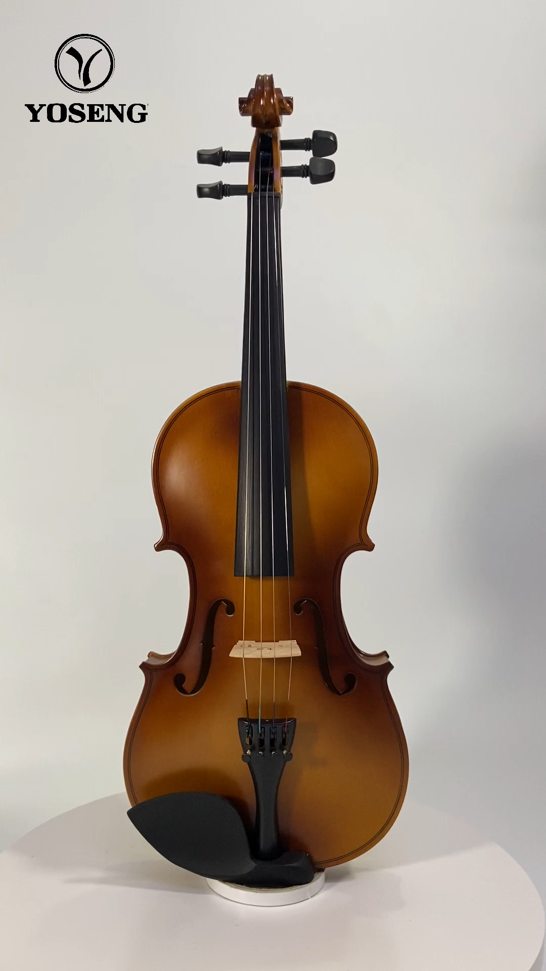 Chinese Factory Cheap Plywood Violins for Beginners