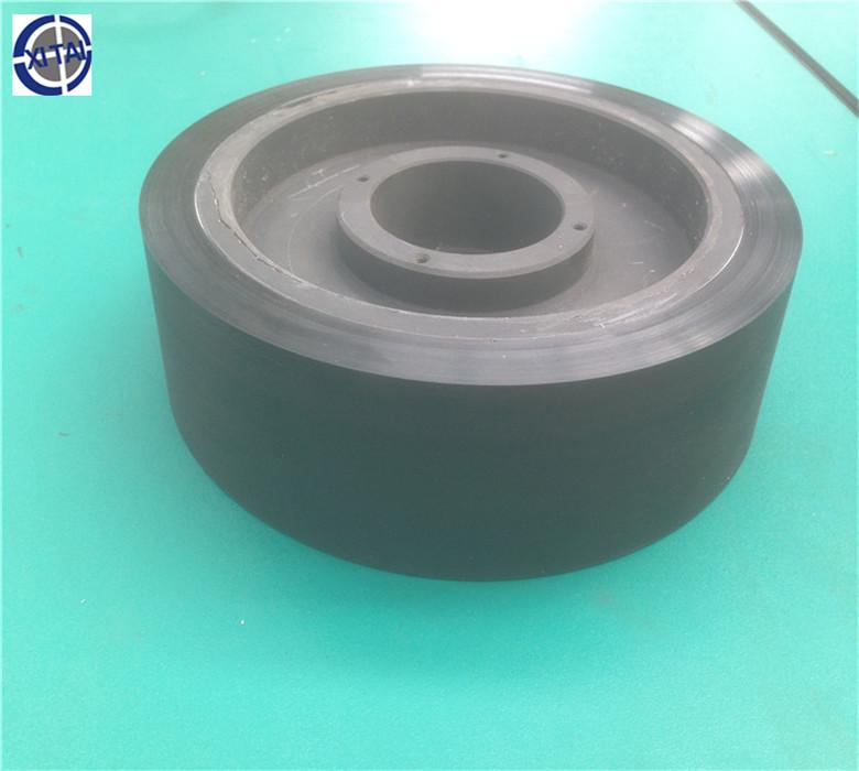 उच्च गुणवत्ता अनुकूलित boilie रोलर polyurethane पहियों और रोलर्स xitai386