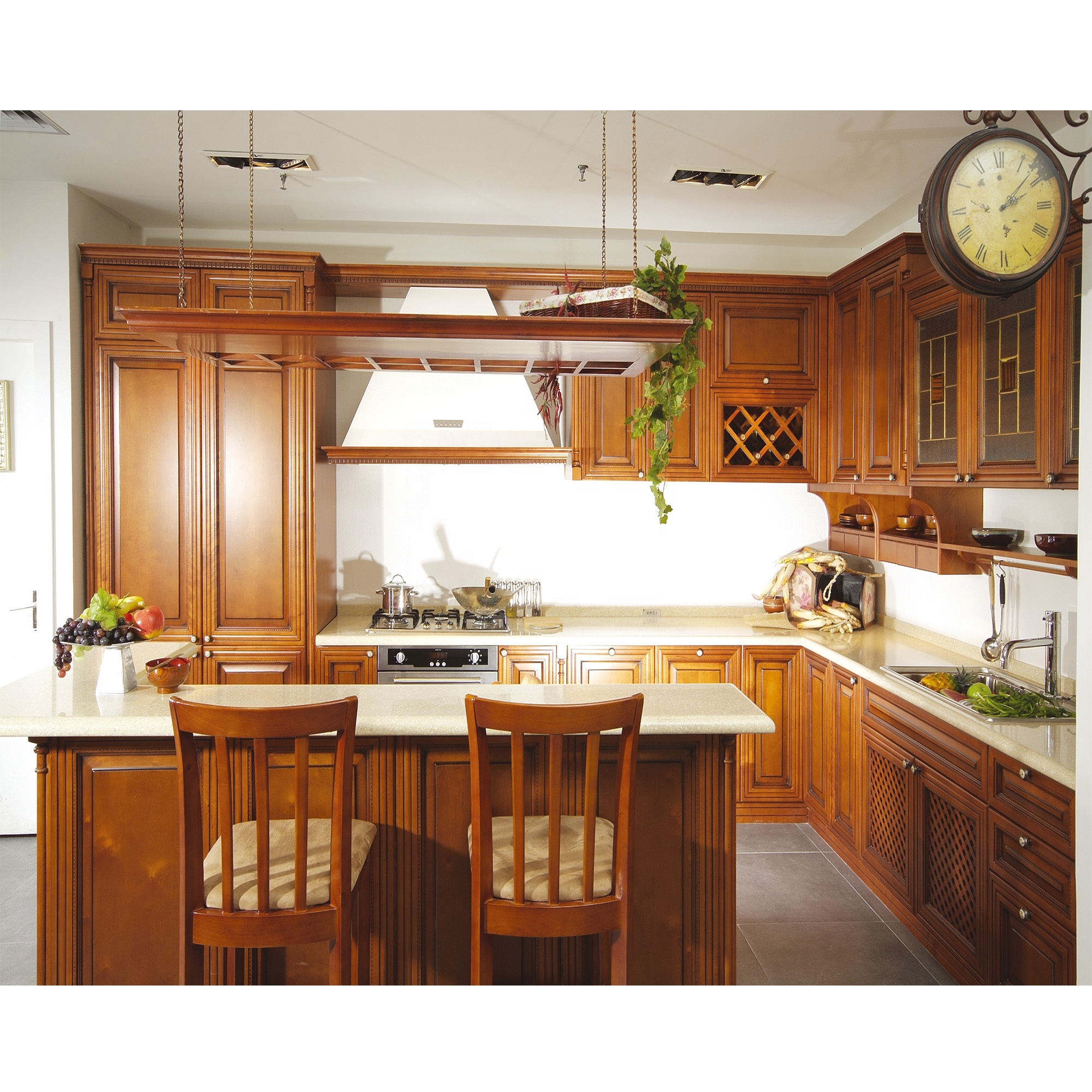 Nicocabinet Japanese Style Classic Brown Solid Wood Small Kitchen Cabinet Kitchen Unit With Island Buy Kitchen Design Kitchen Cupboard Kitchen Unit
