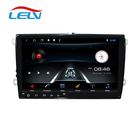 Car Dvd Screen Android 10 64GB 128GB 8core Car GPS Navigation DVD Player Wireless Carplay With Split Screen Function For VW