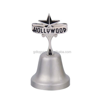 New Hollywood Gifts Film Movie Action Custom Metal Souvenir Dinner Bell
