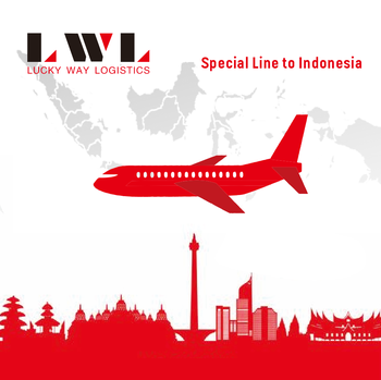 Special Line Air Shipping from China to Indonesia Tracking on JNE
