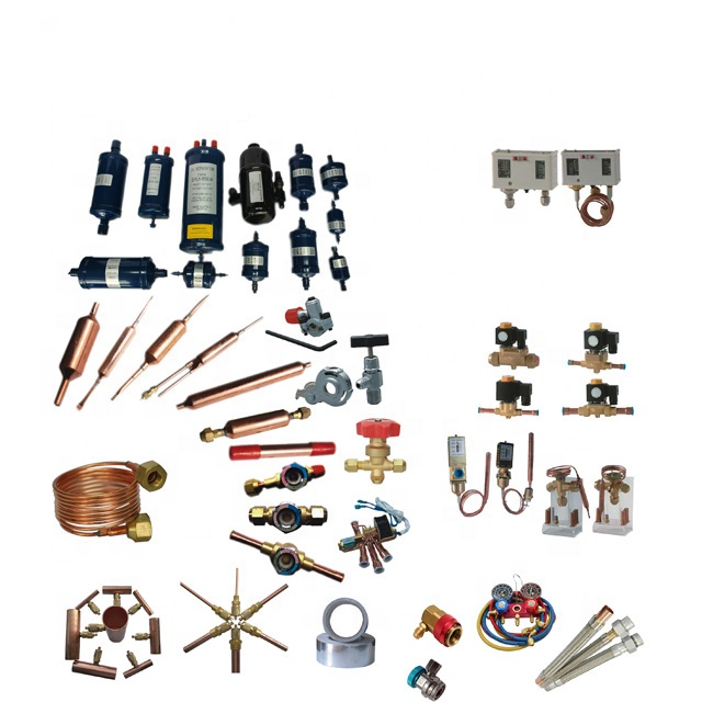 All kinds refrigeration spare parts good quality
