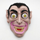 Hot sale masquerade vampire halloween masks for carnival festival private costume party