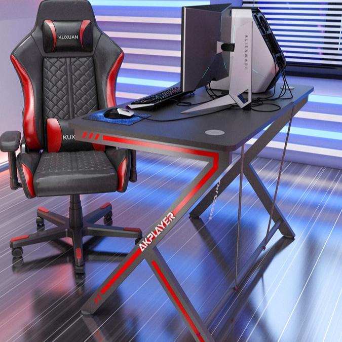 Simple Design of Home gaming desk Office gaming desk