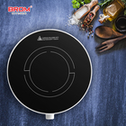 Induction Cooker Multifunction Electric Cooker Household Oem Multifunction Portable Single Plate Hot Pot Cooktop 1 Burner Smaller Stove Mini Electric Round Induction Cooker