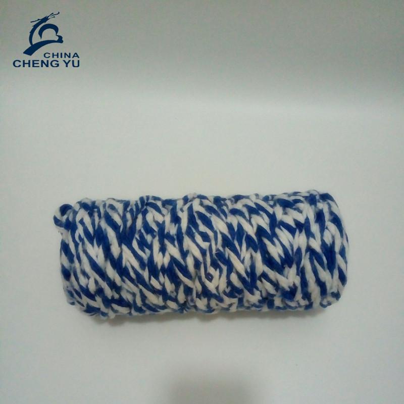 Factory supplier Ne 0.5s/4ply mop cotton yarn friction spun mop yarn