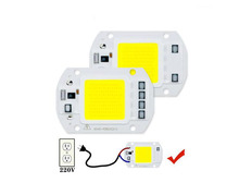 Real Power LED Tongkol <span class=keywords><strong>Chip</strong></span> 3W 5W 7W Lampu LED <span class=keywords><strong>Chip</strong></span> 20W 30W 50W 220V 240V Masukan IP65 SMART IC untuk DIY Kolam LED Banjir Cahaya <span class=keywords><strong>Chip</strong></span>