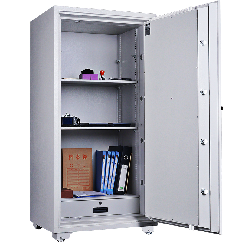 Guarda insiide fire waterproof safe for business for money-6