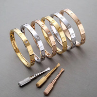 Wholesale fashion brands jewelry 316L stainless steel bracelet