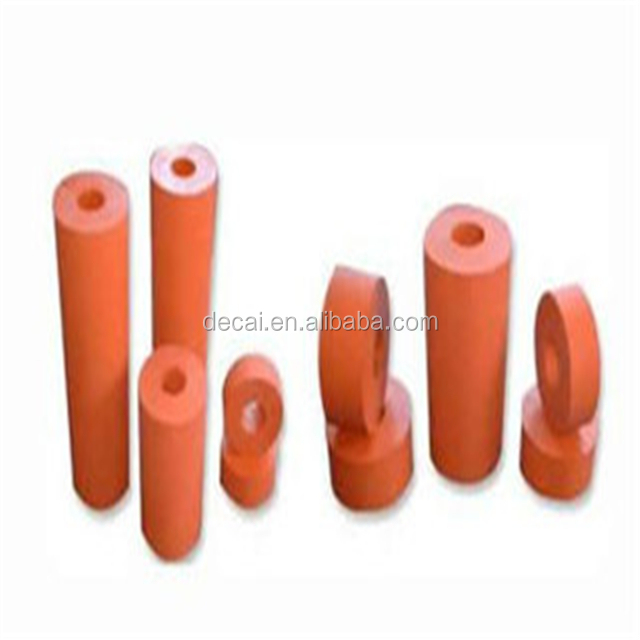 "Sticky silicagel schoonmaken roller 2 ""adhesive silicone rubber lint roller"