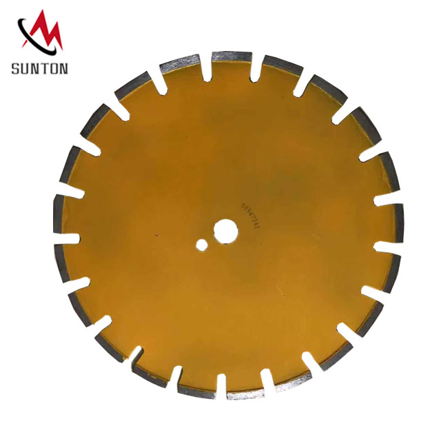 Hàn U Khe Cắm 14 Inch Kim Cương Cắt Blades 350 Cho Bê Tông Granite Nhựa Đường