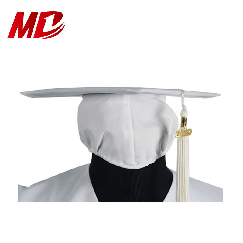 Wholesale Factory In Stock Navy Graduation Gown and Tassel