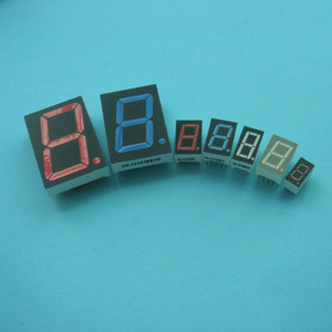 Factory price Common Anode Bule Color Single Digit 0.28 Inch Display 7segment