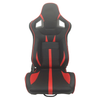 JBR 1041B Series Adjustable Universal Seats Fabric Gaming Leather Car Racing Seat
