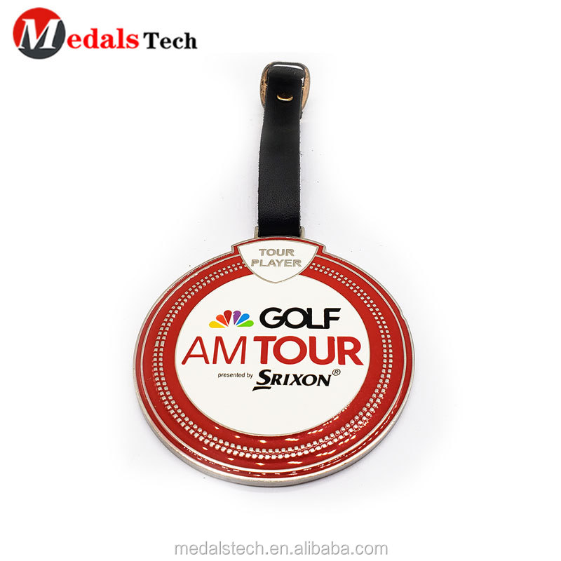 Wholesale custom color filled  repair metal  golf divot tool