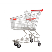 Shunhong customized cheap Supermarket Shopping Trolley Smart cheap Shopping Carts