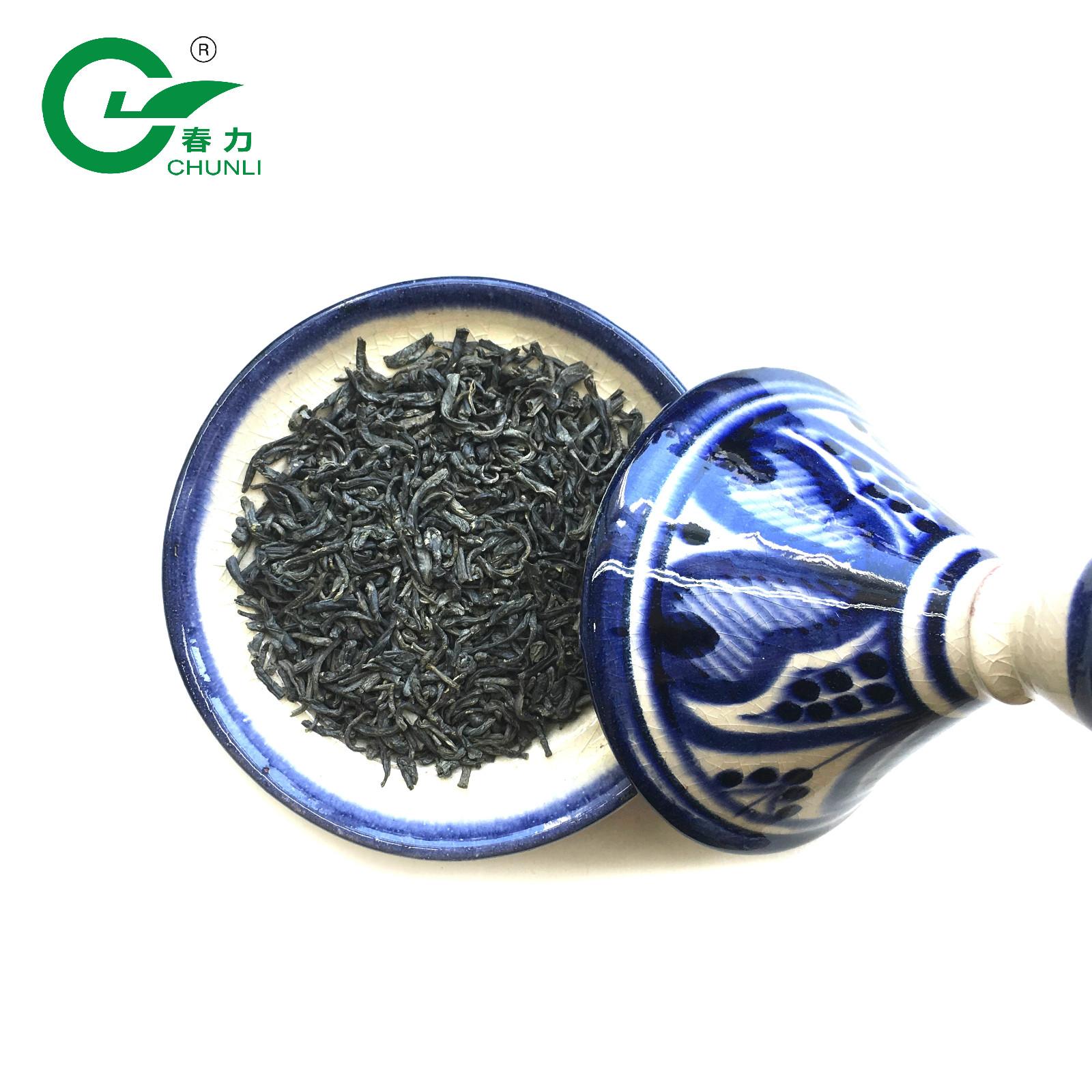 China Tea Wholesale Qualite Azawad Health Benefits Chunmee Green Tea the vert Algeria Mauritania Mali - 4uTea | 4uTea.com