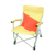 Tianye foldable camping chair padded arm chair collapsible steel frame heavy duty supports 300 lbs