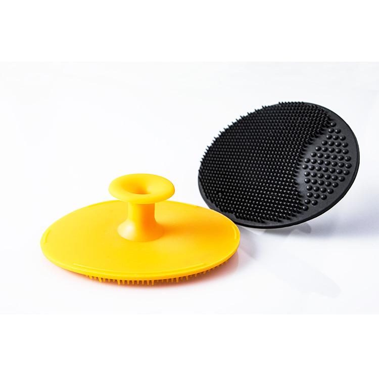 Pennello per il viso Cleaner Silicone di Pulizia Facciale della Spazzola di Trucco Del Silicone Cleaner Pennello In Silicone Viso Pulizia Pastiglie