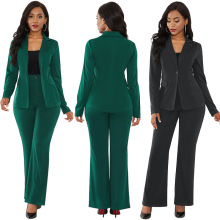 2020 bureau dame combinaisons de travail Sur Mesure blazer costume d'affaires de dames conception dames costume d'affaires