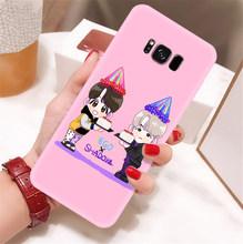 Чехол для Samsung Galaxy s20 Ultra s8 s9 s10 A50 A10 A20 A30 A70 A60 A51 A71 MY WAY(Китай)