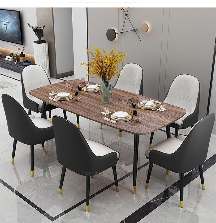 Kleine esstisch sitzer restaurant design
