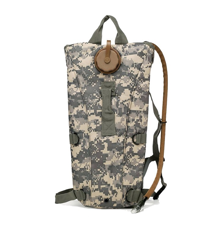 Military Camelback Hydration Pack Wholesale Camo Hydration Pack 2.5L Bladder