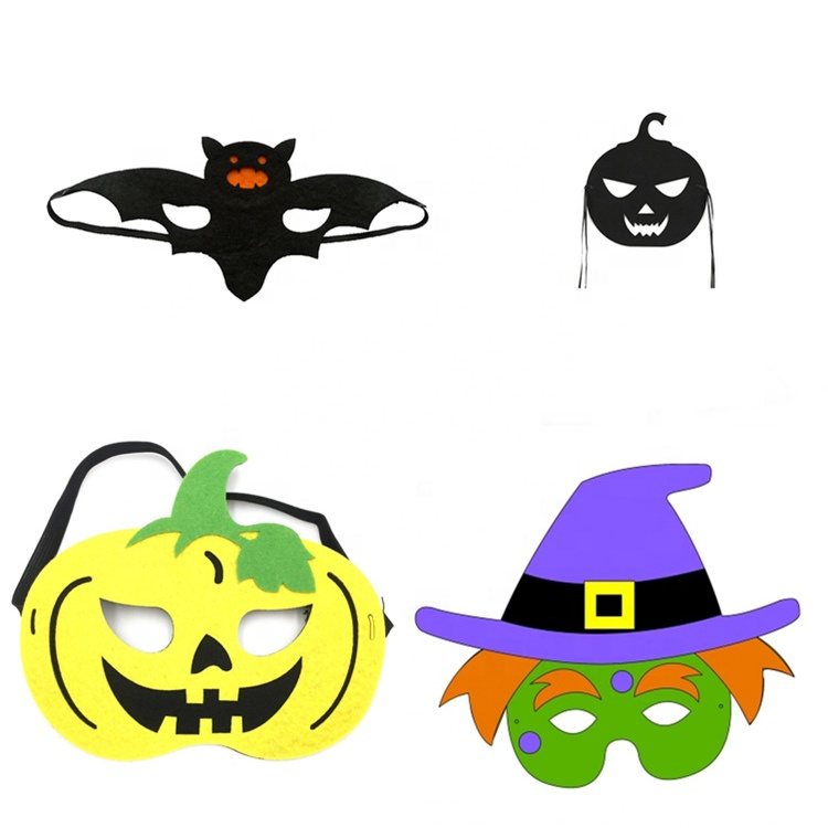 Direct Halloween Easter masks custom all kinds of felt masks