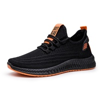 2020 New Mesh Men Sneakers Casual Shoes Lace-up Men Shoes Lightweight Comfortable Breathable Walking Sneakers Zapatillas Hombre